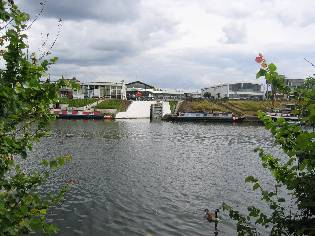Picture of Thames Ditton Marina stretch of river